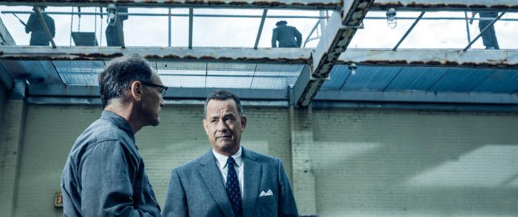Tom Hanks und Mark Rylance in Bridge Of Spies